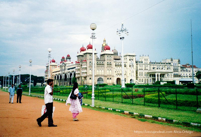 palacio del maharaja de mysore