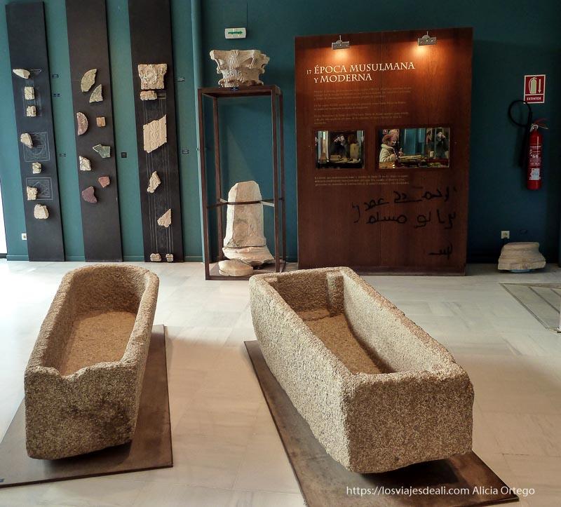 museo del parque arqueológico de carranque