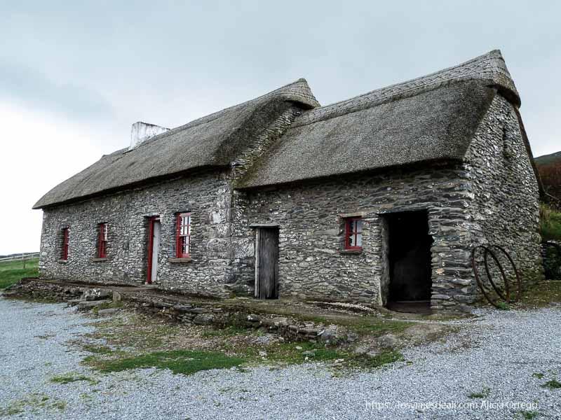 casa de campesinos península de dingle