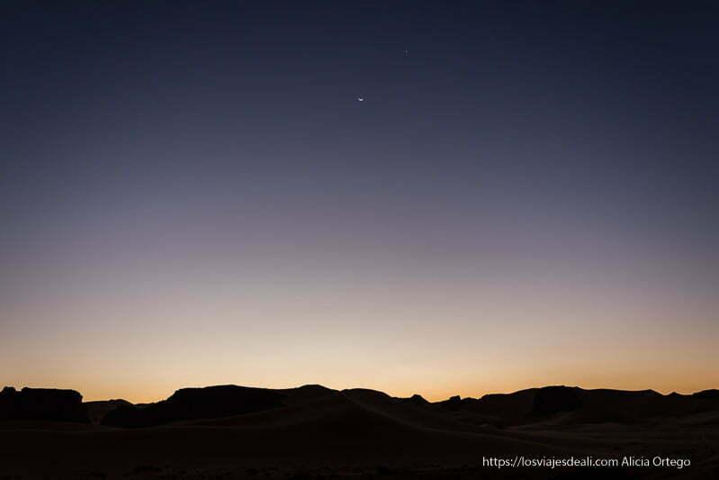 amanecer en desierto del sáhara un gran año de viajes