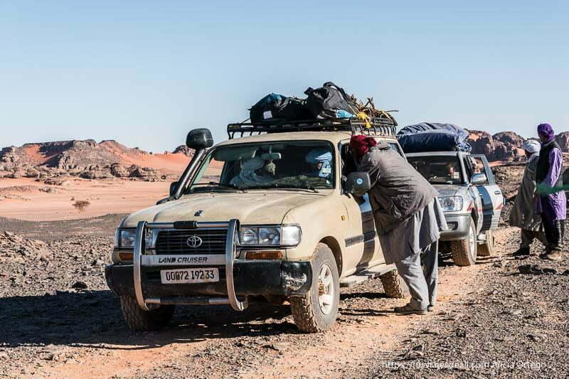 encuentro en el desierto viaje a Argelia