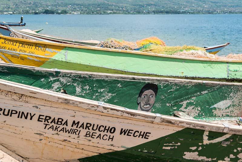 barcas del lago victoria