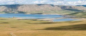 lago zuun nuur en mongolia